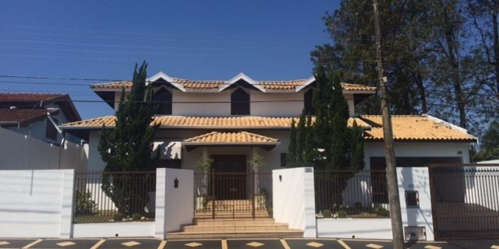 Casa Jardim Europa em Avaré SP