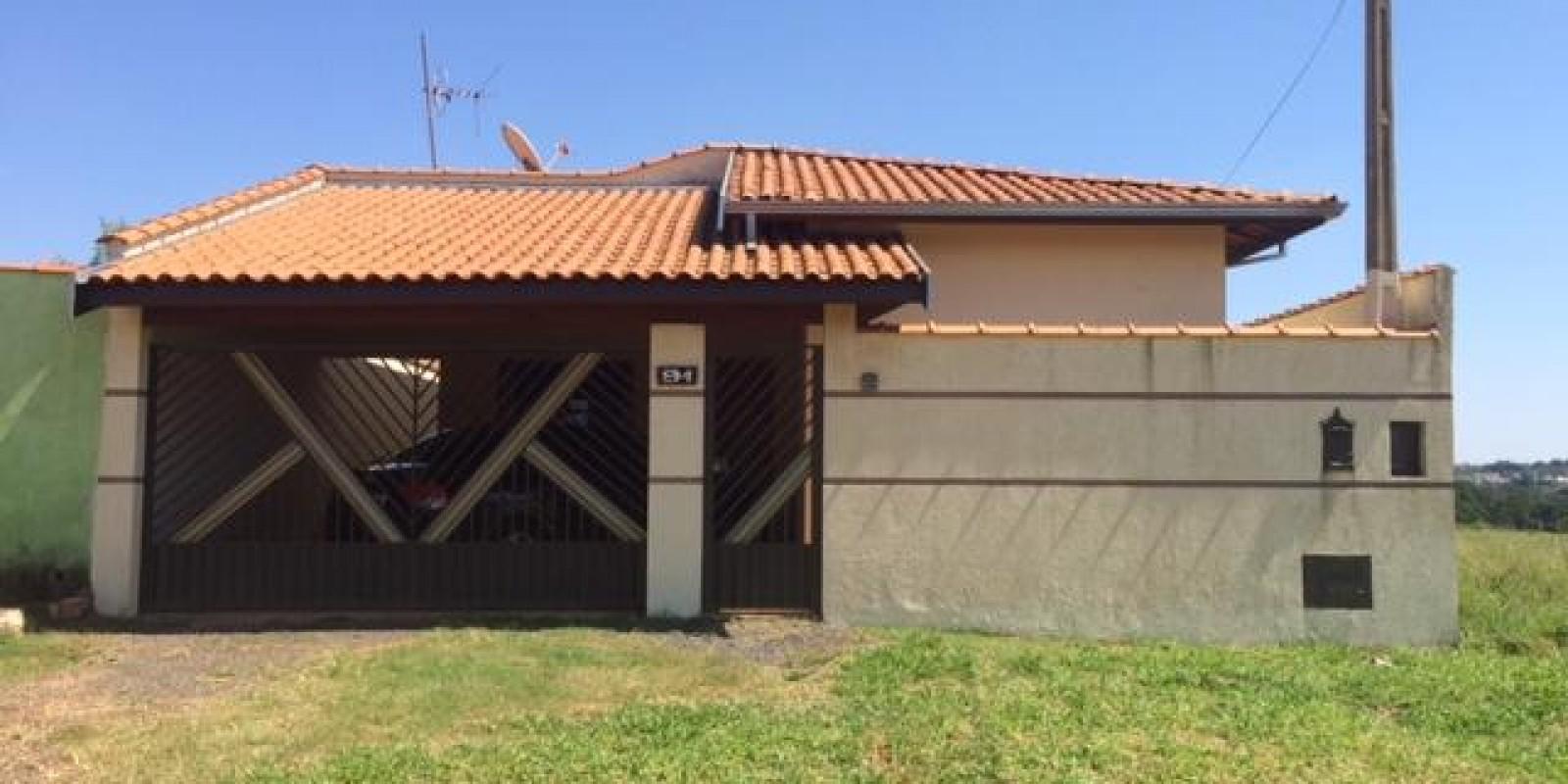 Casa no Bairro Paraíso em Avaré SP