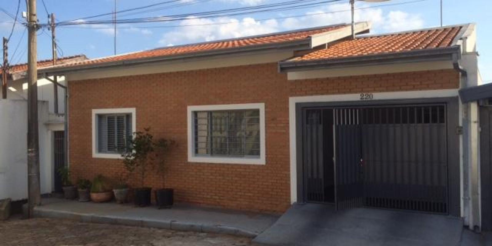 Casa Bairro Três Maria em Avaré SP