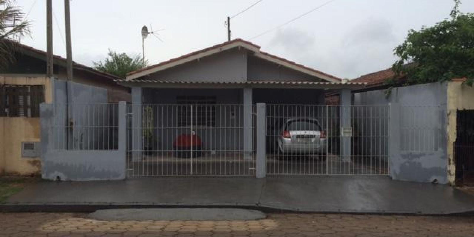 Casa no Bairro Brabância em Avaré SP