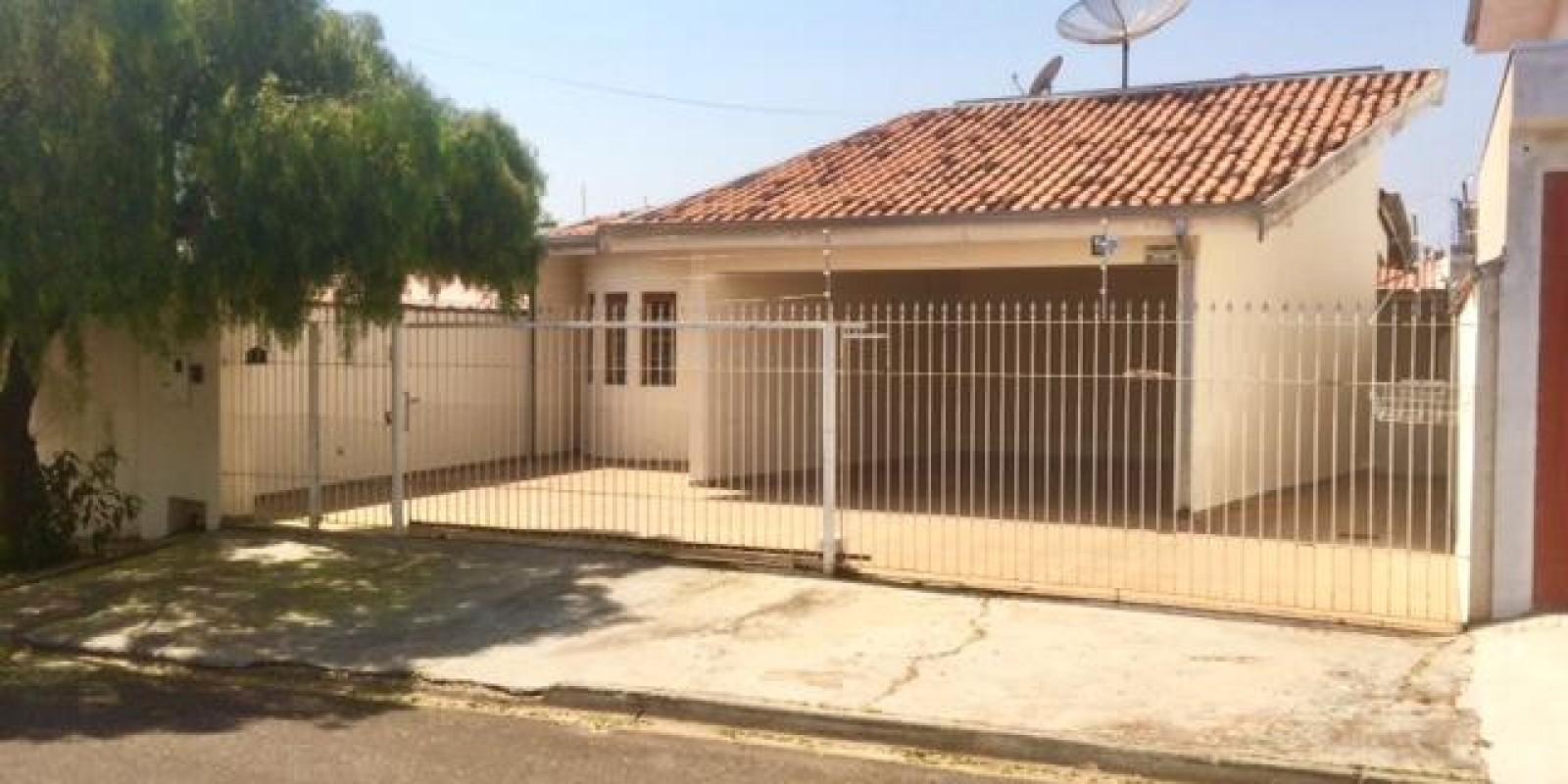 Casa de Aluguel Bairro Porto Seguro em Avaré SP