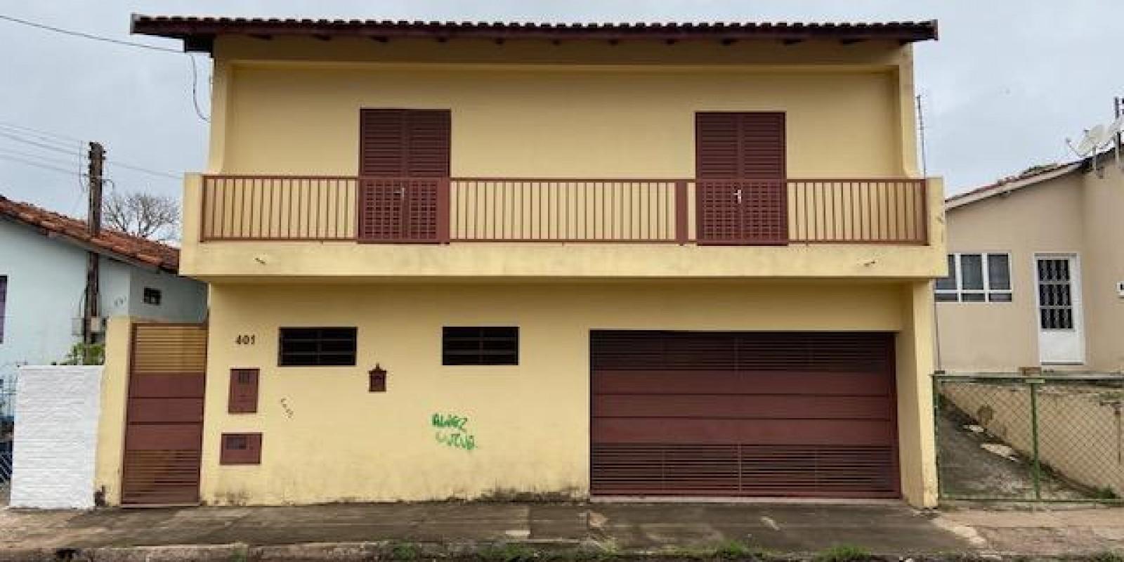 Casa no Bairro Santa Elizabeth em Avaré SP