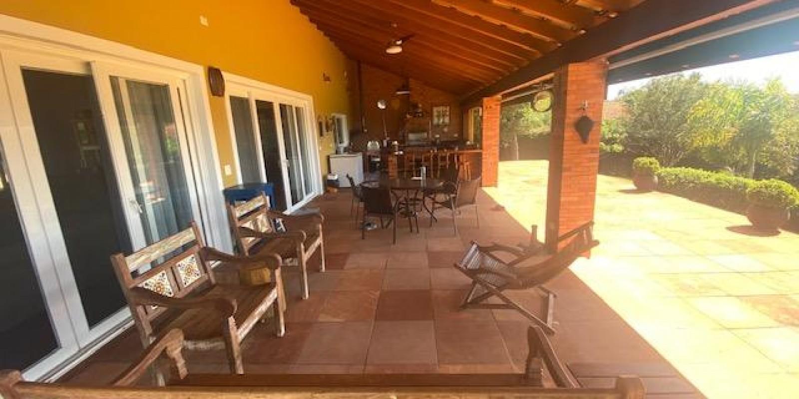 Casa na Represa no Condomínio Parque Náutico em Avaré SP  - Foto 17 de 57