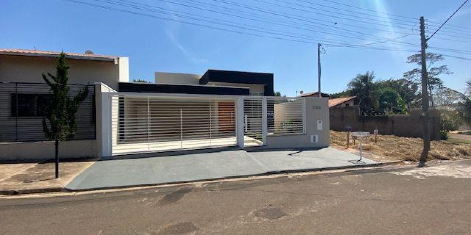 Casa no Bairro Porto Seguro em Avaré SP