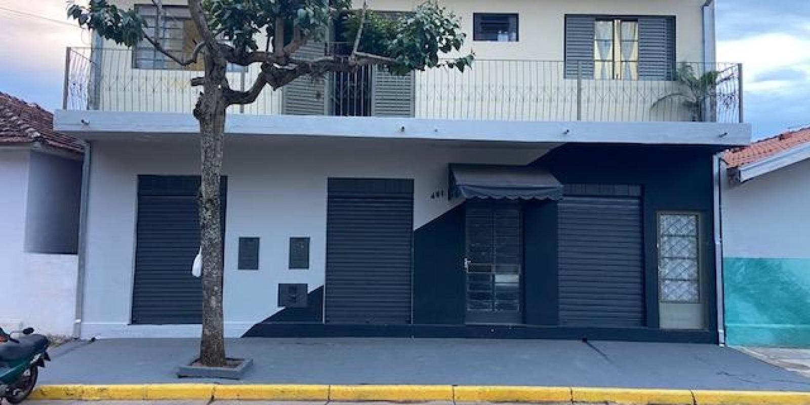 Imóvel Comercial e Residencial em Avaré SP